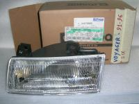 Proierttore Sx Chrysler Voyager '91-96